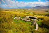 Slievemore dolmen — Stock Photo