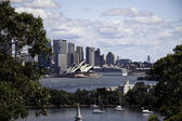 Sydney opera view — Stock Photo