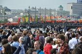 Marsh million. Moscow, May 6, 2012. — Stock Photo
