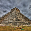 Chitzen Itza 3 HDR - Stock Photo