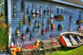 Pick a buoy HDR — Stock Photo