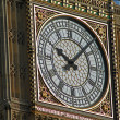 Ten past ten on Big Ben 2 — Stock Photo