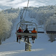 Ski lift — Stock Photo #9105913