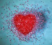 Absract Heart — Foto de Stock