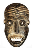 African Face mask. — Stock Photo