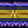 Stockfoto: Abstract Sound Analyzer