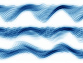 Analyzer Sine Waves — Stockfoto
