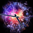 Clock universe — Stock Photo #10125460