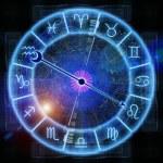 Zodiac dial — Stock Photo #10125541