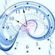 Time abstraction — Stock Photo