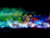 Just lights and colors — Stock Photo