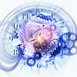 Temporal loop — Stock Photo