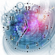 Dynamic of time — Stock Photo #10141982