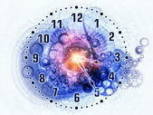 Temporal process — Stock Photo