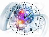 Time loop — Foto Stock