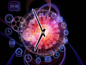 Intervals of time — Stock Photo
