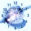 Clock dynamic — Stock Photo #10221264