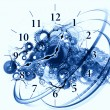 Swirls of time — Stock Photo #10221308