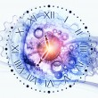 Abstract clock — Stock Photo #10362299