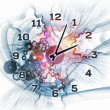 Temporal dynamic — Stock Photo
