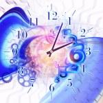Swirls of time — Stock Photo