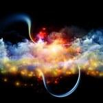 Nebulas of color — Stock Photo #10362472