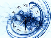 Time gears — Stock Photo