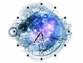 Zamansal dinamik — Stok fotoğraf