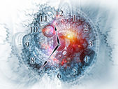 Progreso del tiempo — Foto de Stock