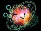 Tiempo de tecnología — Foto de Stock