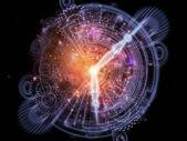Zaman mekaniği — Stok fotoğraf