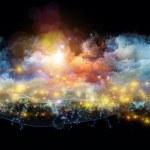 Worlds of fractal foam — Stock Photo #10563353