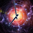 Stock Photo: Clock world