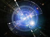 Světla technologií — Stock fotografie