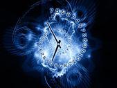 механизм времени — Стоковое фото