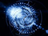čas mechanika — Stock fotografie