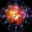 Clock world — Stock Photo