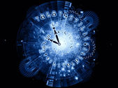 Business of time — Stock Photo