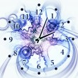 Abstract clock background — Stock Photo #10720113