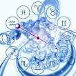 Zodiac mechanism — Stock Photo #10720236