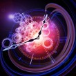 Time abstraction — Stock Photo #10720284