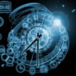 Time mechanics — Stock Photo #10720331