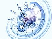 Strumień czasu — Zdjęcie stockowe