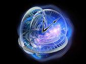 Lichter der Zeit — Stockfoto