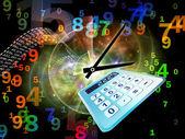 Cálculos de prazo — Foto Stock