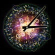 Stock Photo: Fractions of Time