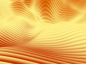 Undulating Wave Design Pattern — Stock Photo