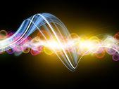 振动的单位 — 图库照片
