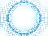 Dynamic Grid Background — Stock Photo