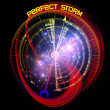 Stock Photo: Perfect Storm